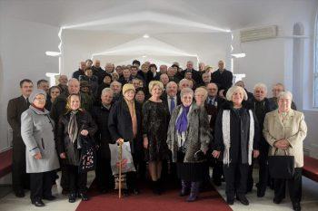 43 de cupluri care au aniversat 50 de ani de căsătorie şi cinci cupluri care au împlinit 60 de ani
