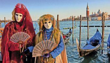 Carnavalul din Veneţia