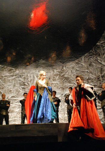 Scenă din spectacol