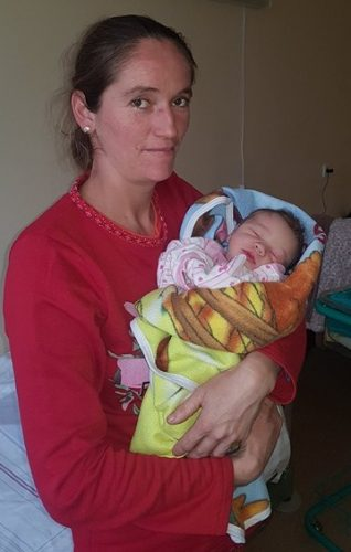 Vasile este primul nascut din 2018