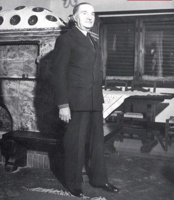 Maniu în anii 1940