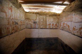 Mormântul preotesei