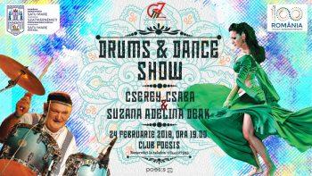"""""""Drums & Dance Show"""""""