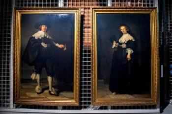Cele două portrete