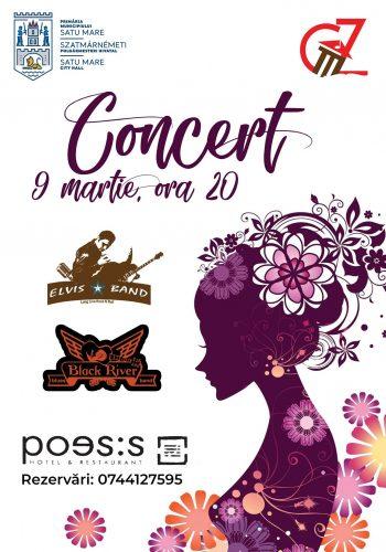 Concertul serii de 9 martie