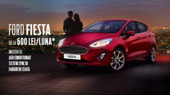 Noul Ford Fiesta