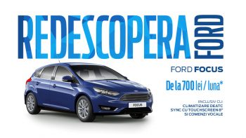 Redescopera Ford Focus