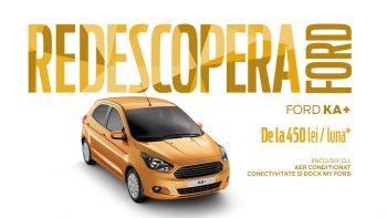 Redescopera Ford KA+