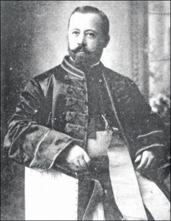 Arhidiaconul Romul Marchiş