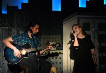 Gabriel Koka şi Luana Erdos