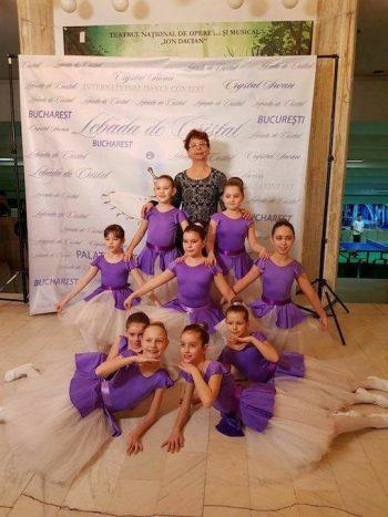 Trupa de balet Modefit Studio