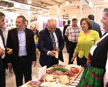 Stand al Anei Mare la Expo Fabricat in Satu Mare