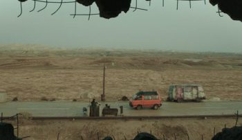 Un post de frontieră în deşert