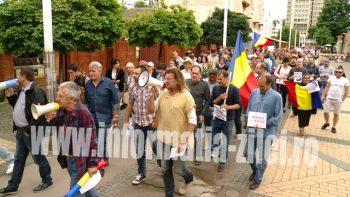 Proteste Satu Mare