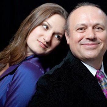 Natalia Timcenko și Vladimir Galuzin