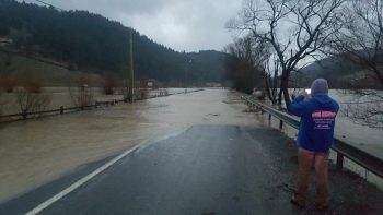 Inundatii grave in mai multe judete din tara