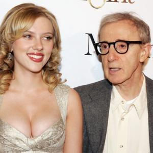 Woody Allen şi Scarlett Johansson
