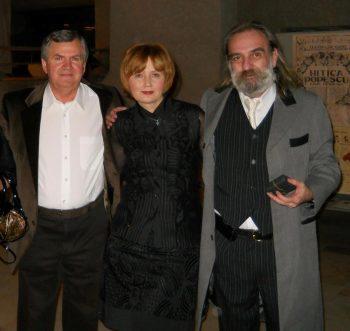 Cu Cristian Ioan şi Puiu Jipa în 2014