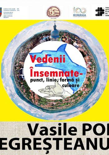 Expoziţie retrospectivă Vasile Pop-Negreşteanu la Muzeul de Artă