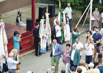 Festivitatea de inmanare a titlului de la Colegiul Kolcsey