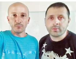 """Darius Radu Constantin şi Mihai Marcocean, liderii Trupei """"Arma"""" se află în fruntea protestatarilor din Satu Mare, prezenţi la mitingul de la Bucureşti"""