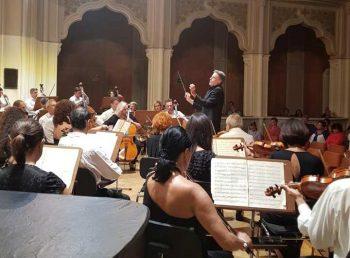 Marco Celli Stein la pupitrul orchestrei