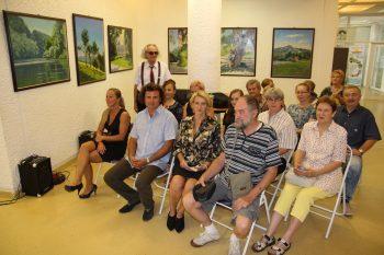 Stonawski Tamas (al doilea din stânga) şi prietenii din AAP Satu Mare