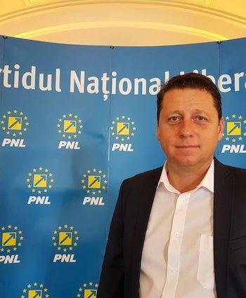 Romeo Nicoara deputat PNL