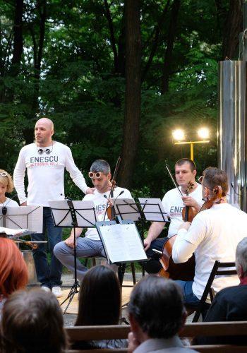 Concertul de la Tescani