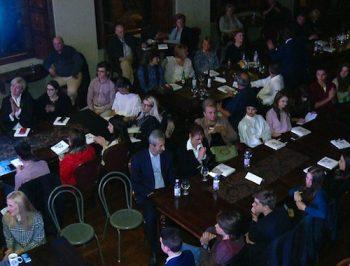 Aproximativ 200 de sătmăreni, în majoritate tineri, au participat la un show de excepţie, susţinut de Mike Godoroja & Blue Spirit