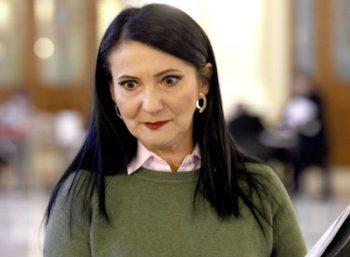 Ministra Sorina Pintea