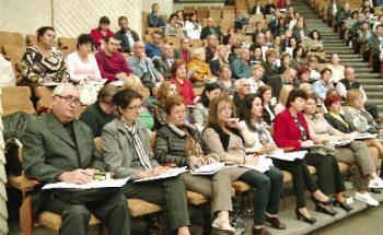 Presedintii sectiilor de votare la instruire