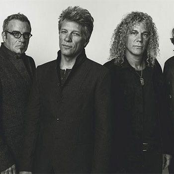 Bon Jovi în 2018