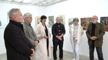 Artişti şi invitaţii lor