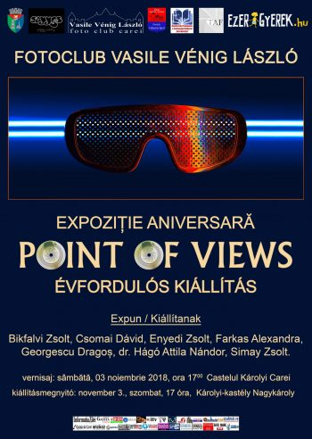 """Point of Views"""