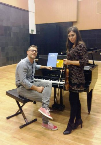 Ştefan Doniga şi Diana Jipa