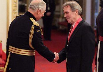 Hugh-Laurie şi prinţul Charles