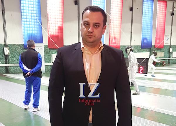 Adrian Ardelean - directorul DJST Satu Mare