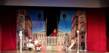 """""""Bărbierul din Sevilla"""", producţie Opera Vox"""