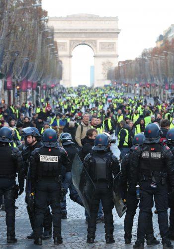 Bulevardele Parisului