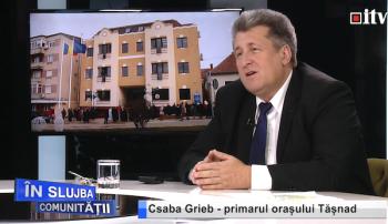 Primar Tasnad - Csaba Grieb