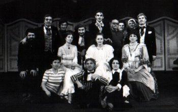 """""""Mâţa-n sac"""" (1985)"""