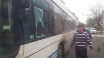 Autobuz spart Cuza Voda