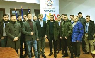 Organizația Pro România Satu Mare a înființat în ultimele zile organizații în patru localități din județ – Tășnad, Odoreu, Crucișor și Bârsău