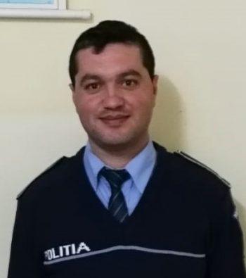 Ungur Vasile politist erou