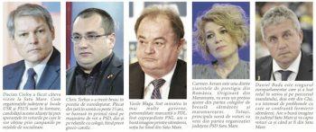 Candidati europarlamentare