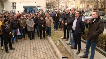 Angajatii Electrolux in greva