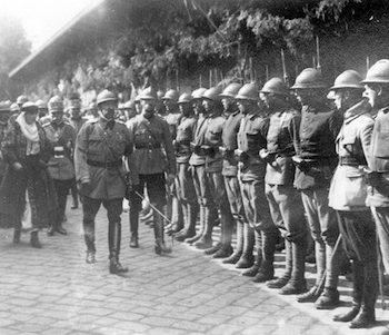 Armata si Regele Ferdinand