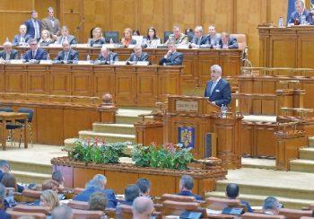 Presedintele Senatului, Calin Popescu Tarinceanu, la aniversarea a 15 ani de la intrarea in NATO