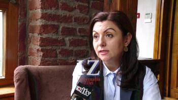 Mihaela Motoc - vicepreşedinte al Structurii Teritoriale a Colegiului Naţional al Asistenţilor Sociali din România
